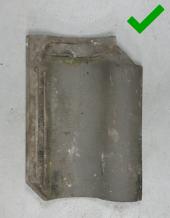 Luijtgaarden - Haarscheuren uitsorteercriteria hergebruiken (1) - Gebruikte dakpannen