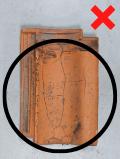 Luijtgaarden - Haarscheuren uitsorteercriteria niet hergebruiken (2) - Gebruikte dakpannen