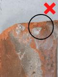 Luijtgaarden - uitsorteercreteria nokjes niet hergebruiken (2) - Gebruikte dakpannen