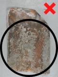 Luijtgaarden - uitsorteercreteria vervuiling niet hergebruiken (2) - Gebruikte dakpannen